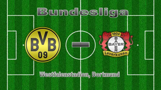 31 Spieltag I 21042018 I Borussia Dortmund Bayer 04 Leverkusen
