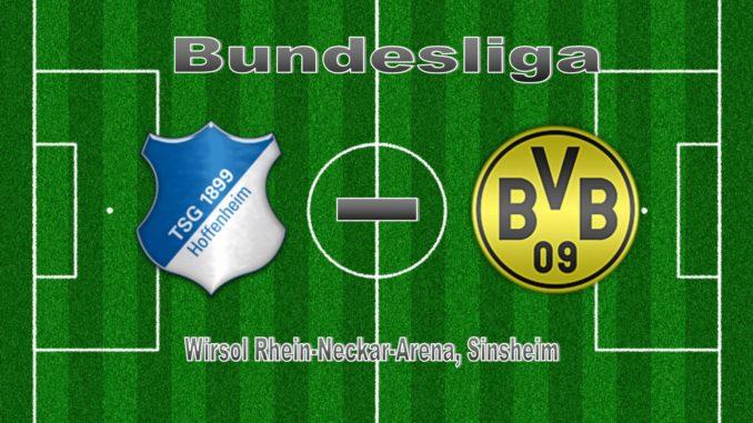 34 Spieltag I 12062018 I Tsg 1899 Hoffenheim Borussia Dortmund